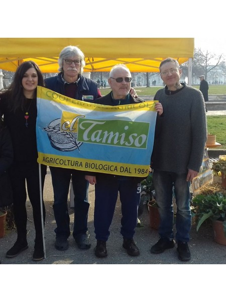 Cooperativa Agricola El Tamiso, Padova